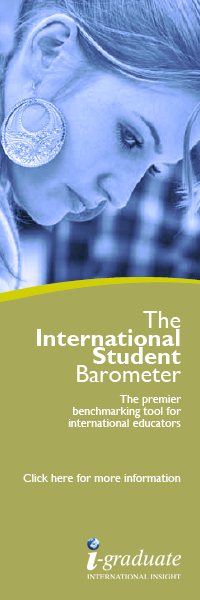 International Student Barometer, by i-graduate