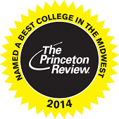 The Princeton Review named Pittsburg State University one of the best colleges in the Midwest.
