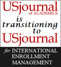USjournal of Academics is transitioning to the USjournal for International Enrollment Management