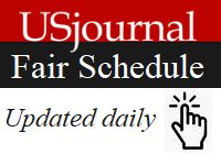 USjournal Fair Schedule