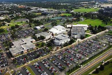 Hillsborough Community College in Tampa, Florida