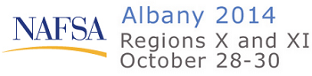NAFSA Bi-Regional Conference in Albany, 28-30 October 2014