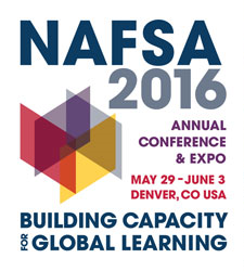 NAFSA Annual Conference 2016