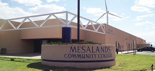 Mesalands Community College, New Mexico
