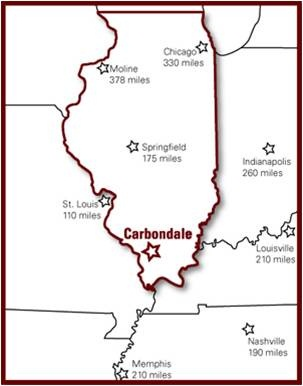 The Center for English as a Second Language at Southern Illinois University - Carbondale, Illinois