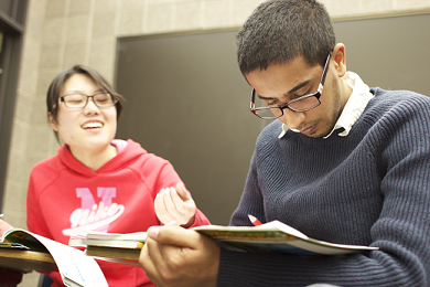 Tutorium in Intensive English at the University of Illinois at Chicago