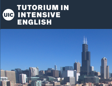 Tutorium in Intensive English at the University of Illinois in Chicago