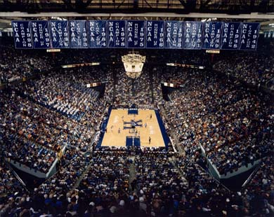 UNIVERSITY OF KENTUCKY in Lexington, Kentucky