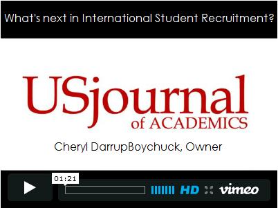 USjournal.com: International Student Recruitment, 2017