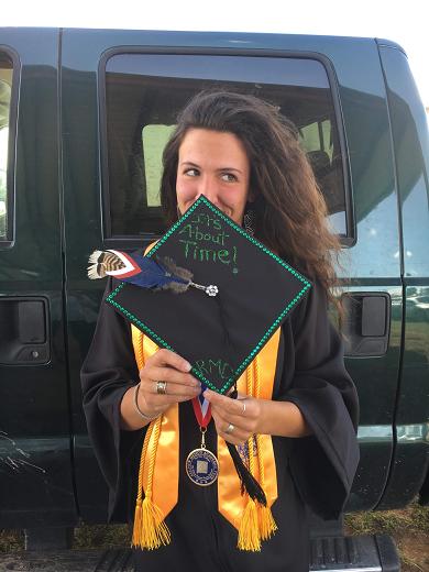 Rebecca Darrup, Student Writer